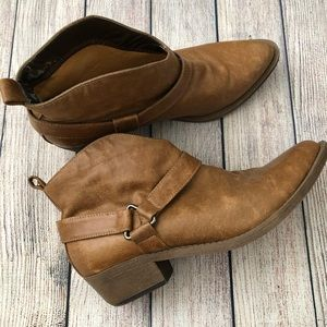 Coconuts ankle boots